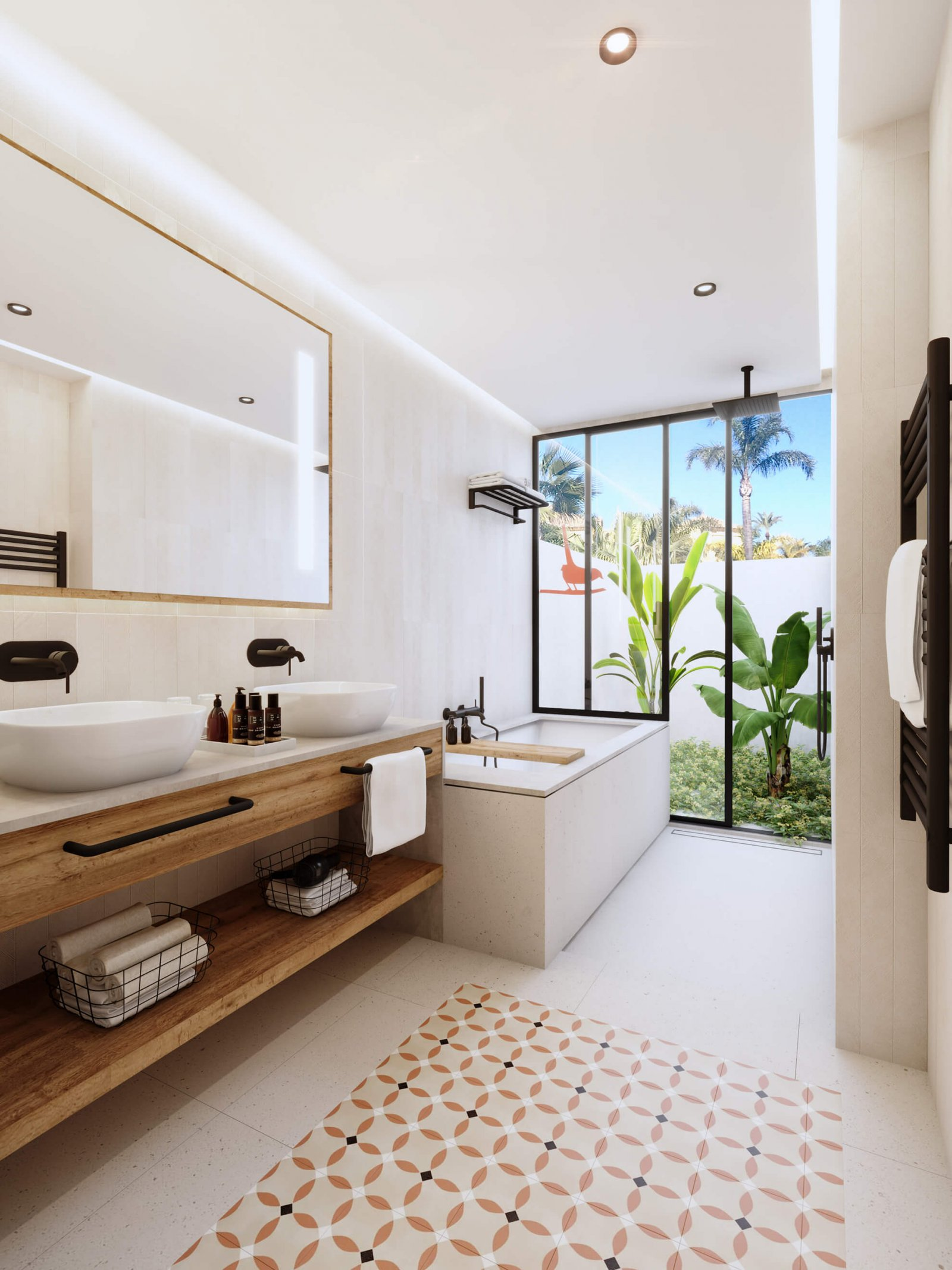 View of the room toilet of the Sotogrande