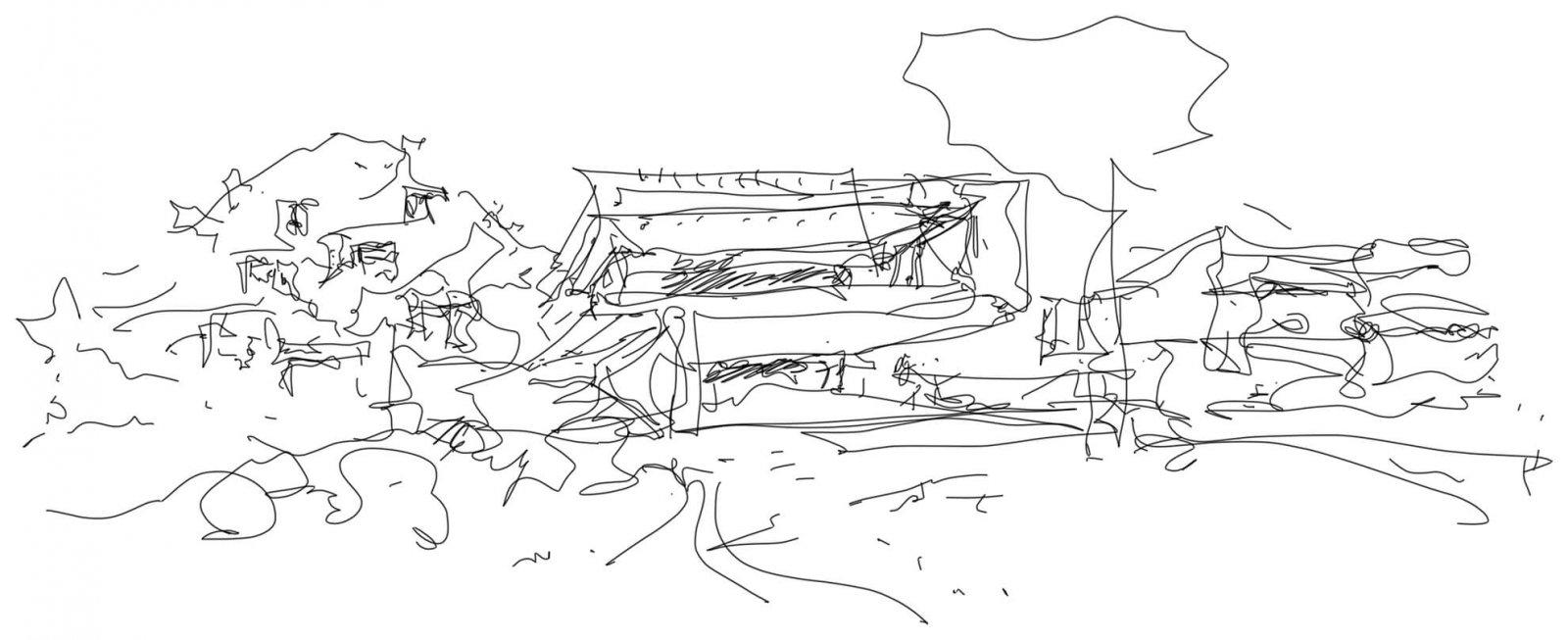 Talamanca II sketch